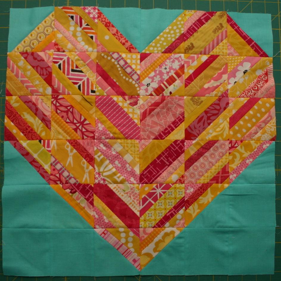 String Heart Block Tutorial
