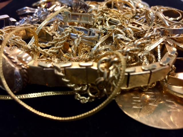 Scrap Jewelry -