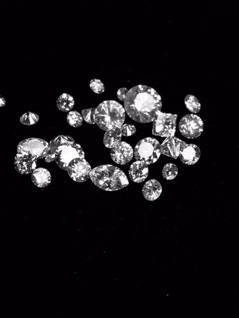 Diamonds -