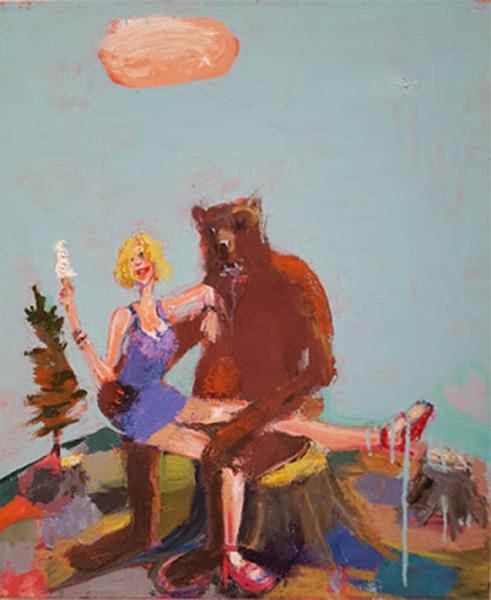 Blackwell Bear painting.jpg