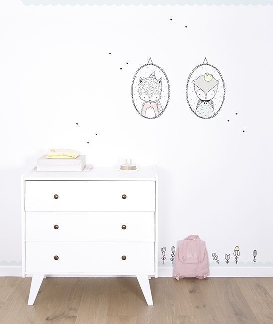 Wall vinyls for Lilipinso