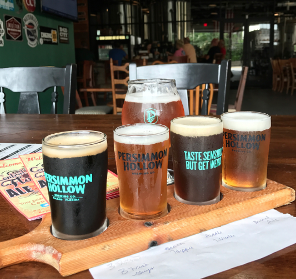 You have not died of dysentery - There's a beer trail that winds its way from DeLand, through Sanford, down through Winter Springs, Winter Park, Orlando, and Winter Garden. Pick up your Central Florida Ale Trail map and follow your taste buds on a brewery adventure!