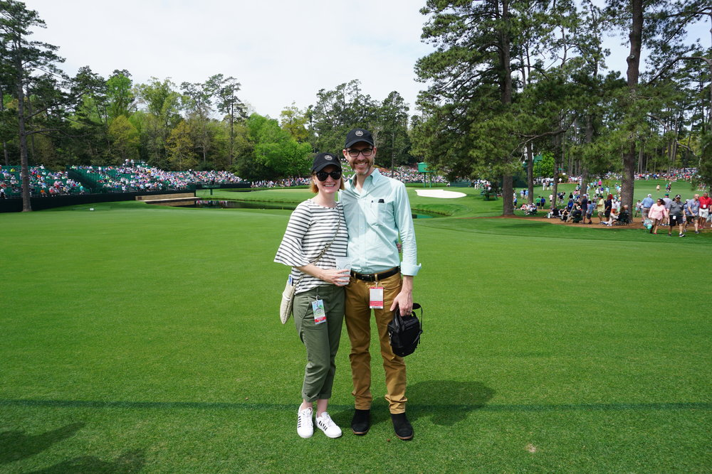 green - adjective1. of the color between blue and yellow in the spectrum; colored like grass or emeralds.2. the color of Augusta National Golf Club3. (of a person) inexperienced, naive, or gullible.