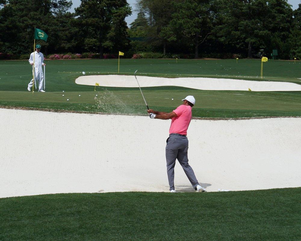 It's Tiger Woods, ya'll!