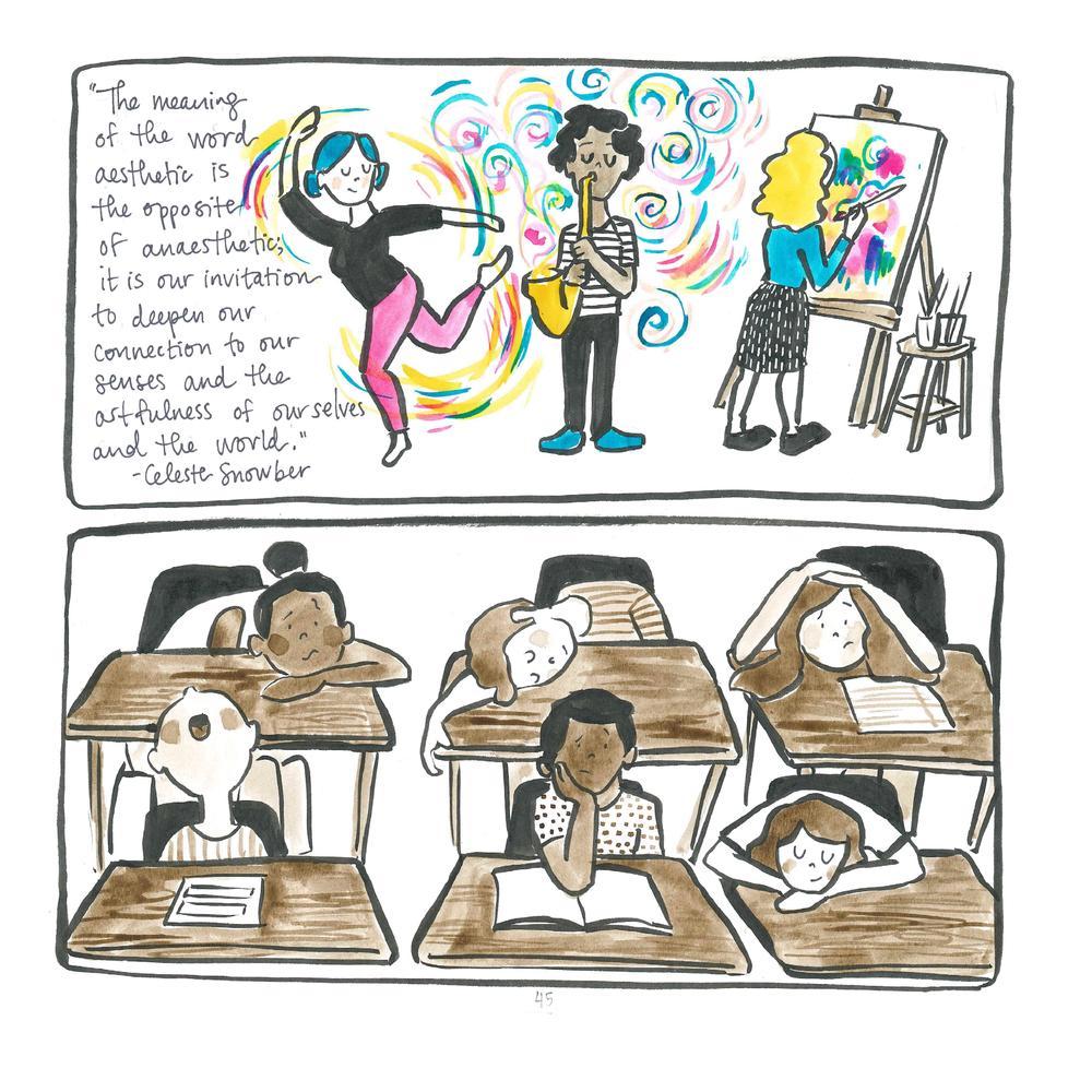 Aesthetic art teacher in process art teacher in process october 29 55g stopboris Choice Image