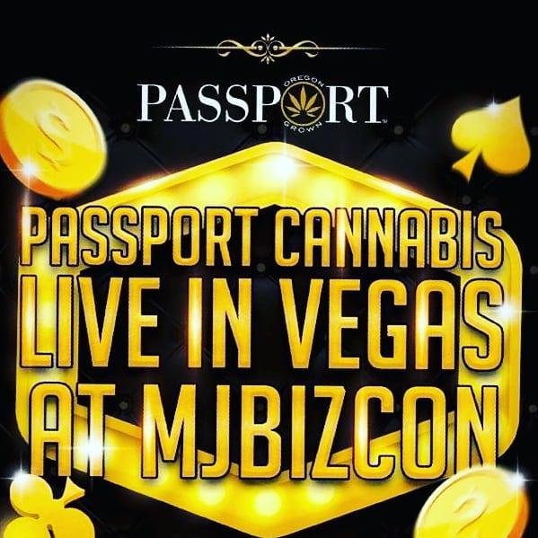 This year find us at MJBIZCON in Vegas with our cannabis business friends! . . #lasvegas #cannabis #business #mjbiz #passport #cannabis