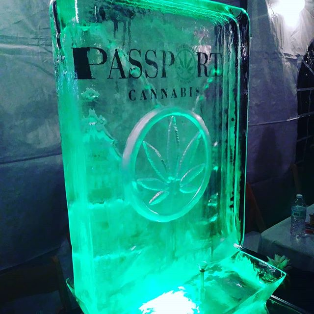 Constantly evolving and working together for the people & the plant . . #cannabis #portland #oregon #ice #passport #community #plant #farm #evolve