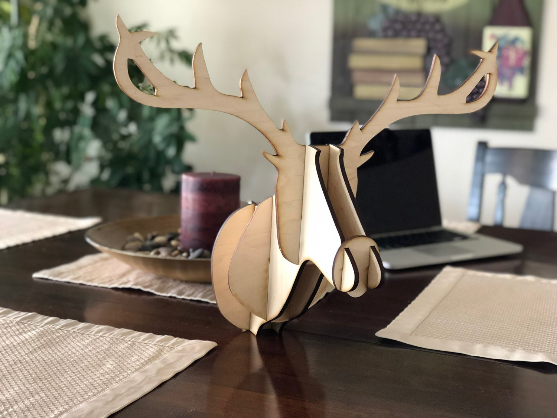 Birds Of Prey Motorsports >> Deer Mount Makeker