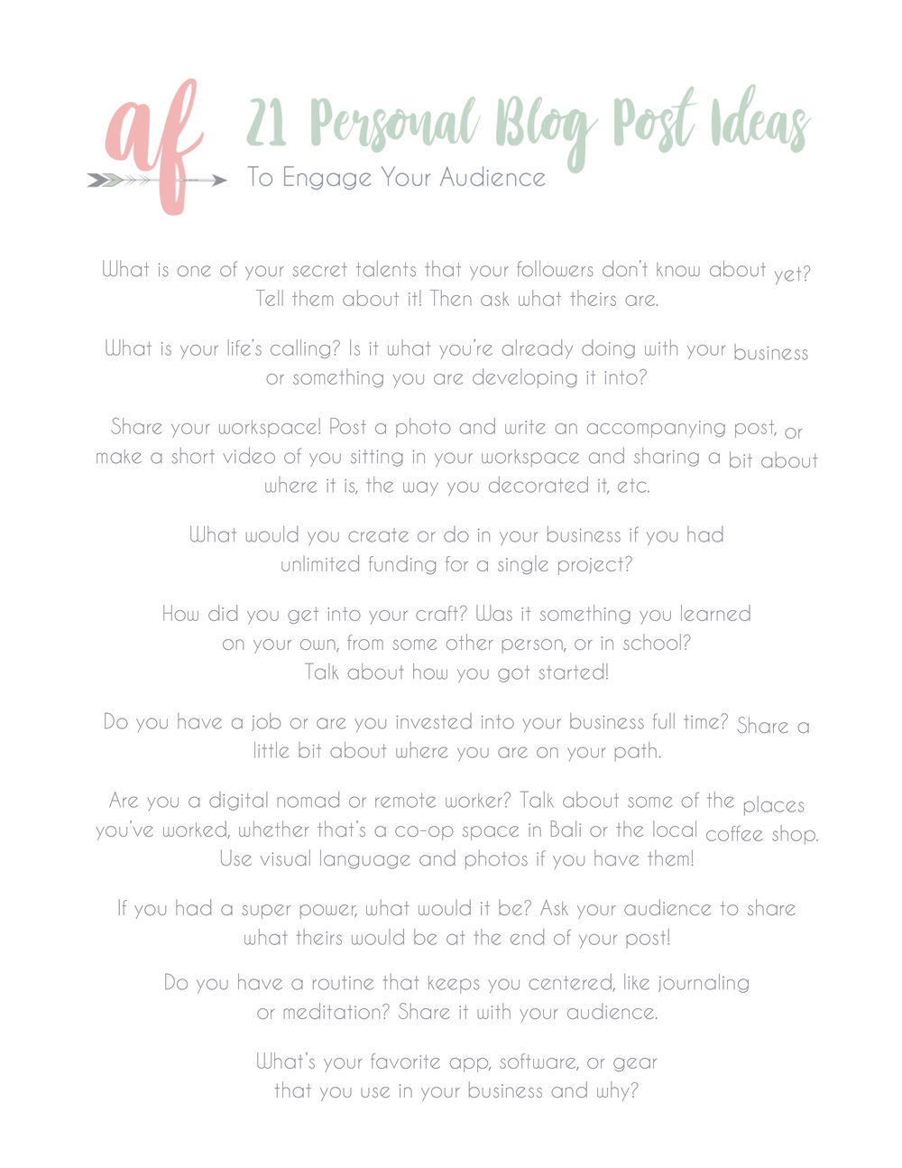 21 Personal Blog Post Ideas Page 1.jpg