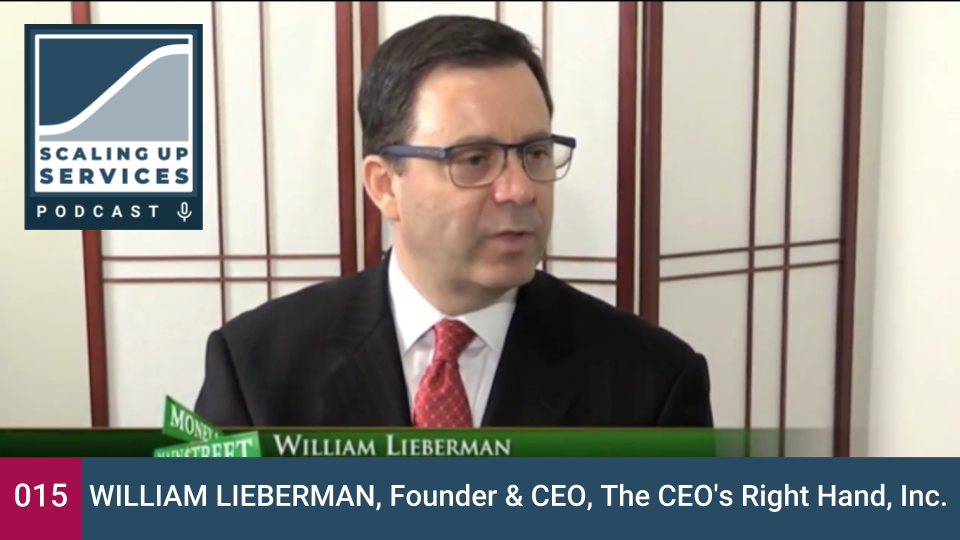 Scaling Up Services - 015 - William - Lieberman