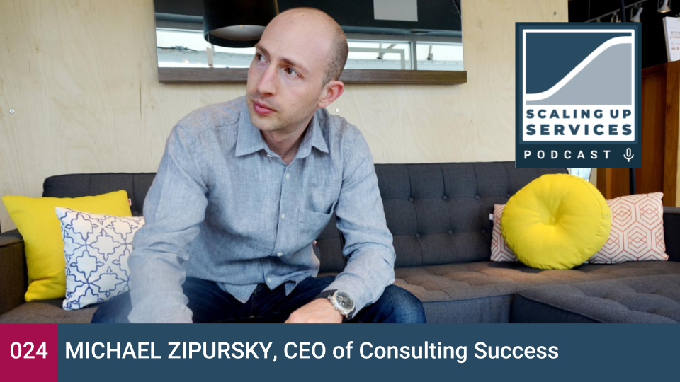 Scaling Up Services - 024 - Michael Zipursky