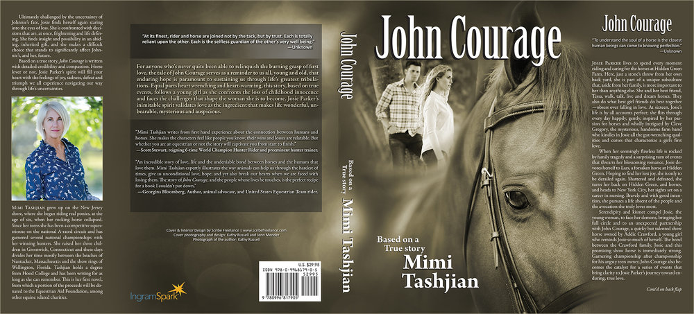 Dust Jacket Hard Cover - We also create attractive dust jacket covers for authors and publishers who desire this service.