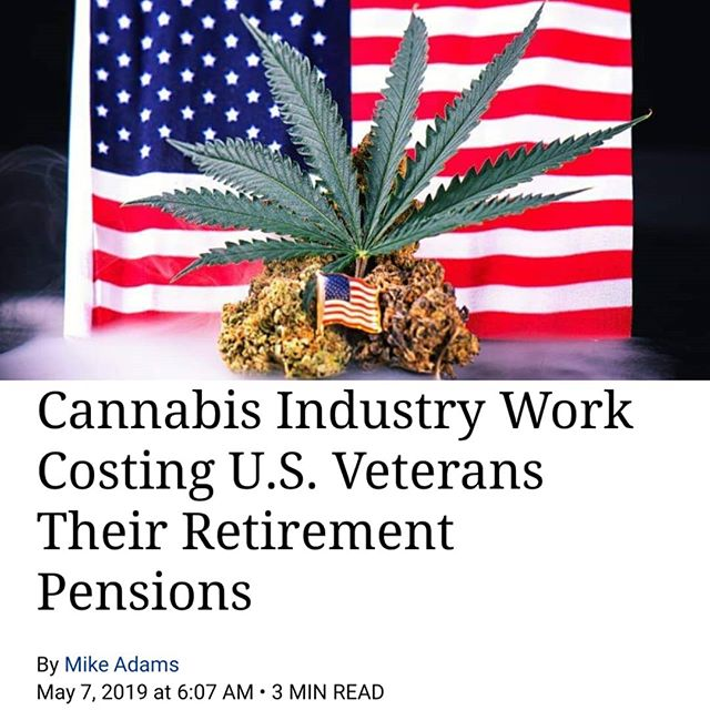 Cannabis advocates are fuming mad right now over the Trump Administration's latest decision to continue sandbagging military veterans when it comes to medical marijuana. - It was just last week that the U.S. Department of #Veterans Affairs voted against three separate measures designed to lift some of the restrictions that prevent #Vets living in legal states from gaining access to the herb. #Trump officials also shot down another proposal that would have made it possible for the scientific community to dig deeper into the #therapeutic #benefits of cannabis as it pertains to #treating #PTSD. - But no deal. - As far as Trump's goons are concerned, as long as weed is illegal at the national level, Vets will just have to be content with sucking down dangerous, highly addictive narcotics and copious amounts of booze to ease the symptoms of their government-induced anxiety and pain. The message behind the VA's decision is that there is no respect for the men and women of the armed forces. - They're just disposable heroes. - No doubt, federal marijuana prohibition is causing more grief for these wounded soldiers than what they deserve. But the illegal nature of the cannabis plant at the national level is creating more snags for the troops than just preventing them from consuming marijuana as part of their medicinal arsenal. - Believe it or not, but Vets are actually being stripped of their retirement benefits due to having an association with the cannabis trade. - This insanity just happened to a 36-year-old retired Army Major by the name of Tye Reedy. - Although Reedy is a decorated military veteran who served for over a decade in both Iraq and Afghanistan, his retirement pension has gone up in smoke. This has nothing to do with him testing positive for marijuana, which remains at Schedule 1 outlaw substance in the eyes of the federal government, it is merely the ridiculous repercussion of a soldier choosing to work in the cannabis industry. - Continued In Comments 🌲🌲🔥🔥💨💨 #Beardbros_Pharms #BeardBrosMedia #BBMedia #CannabisNews #losangeles #la #california #cannabiscommunity #cannabis #marijuana #real #life #weshouldsmoke