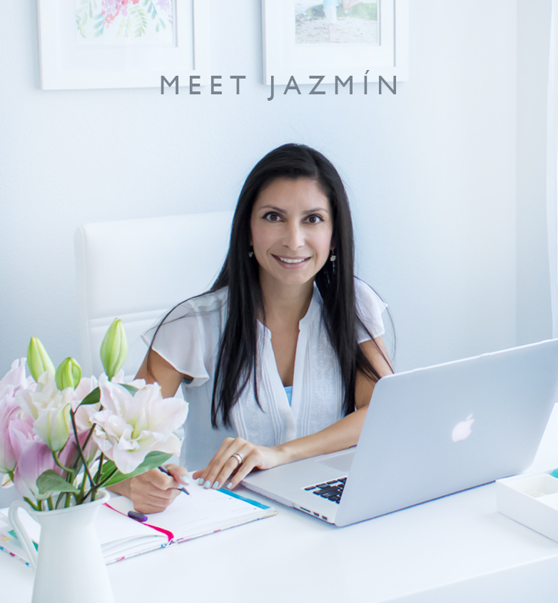 Meet Jazmín Marquez, the graphic designer behind Cute Muse Design.
