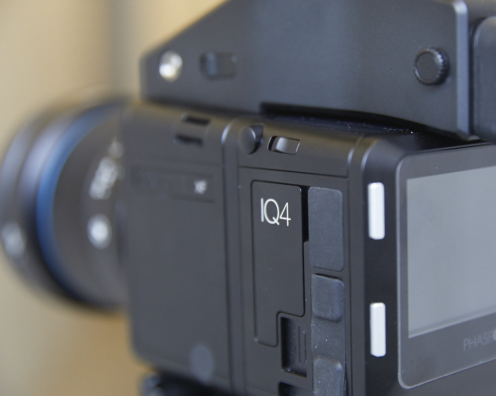 vancouver camera rentals Phase one IQ150