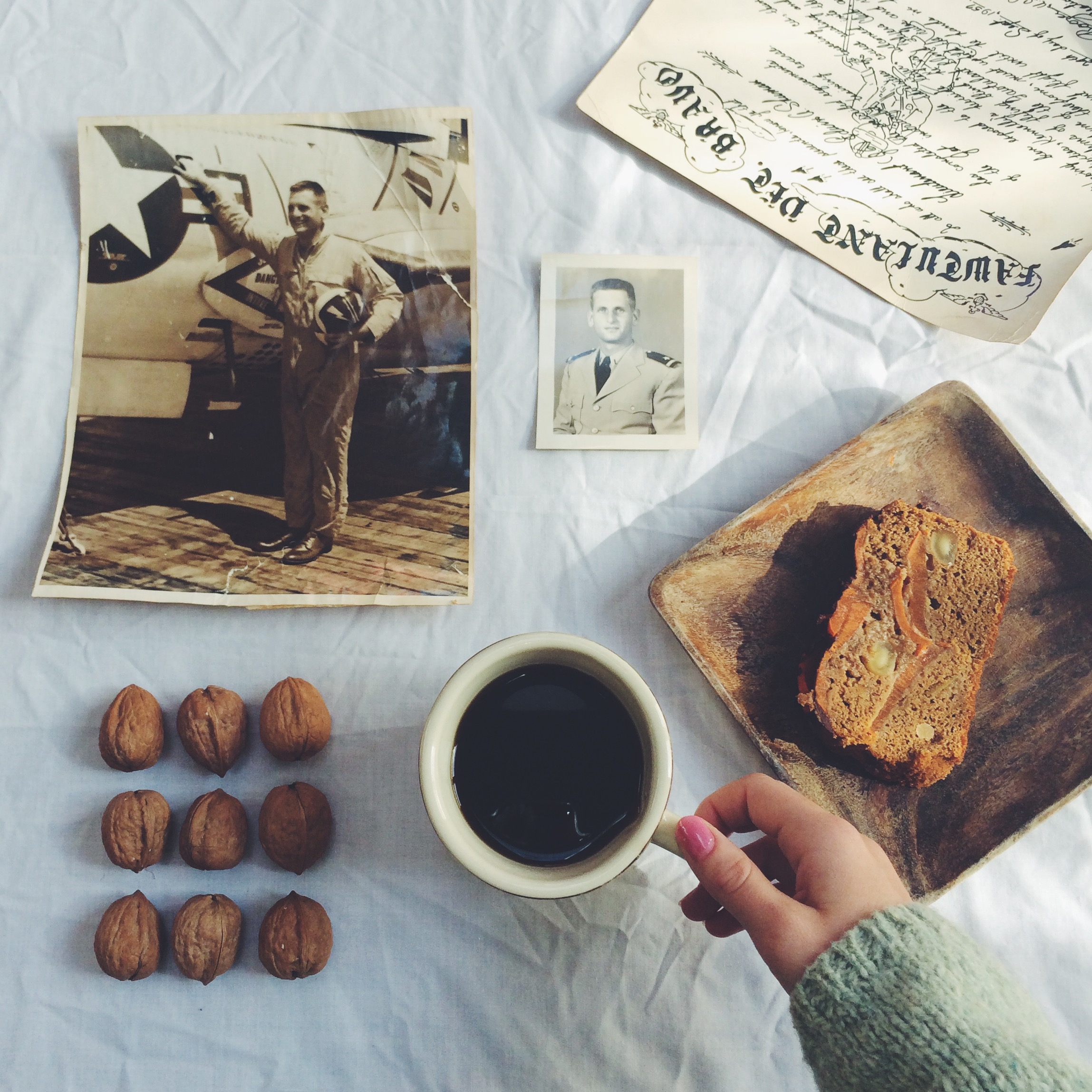 Coffee. Memories. Moments. via will frolic for food
