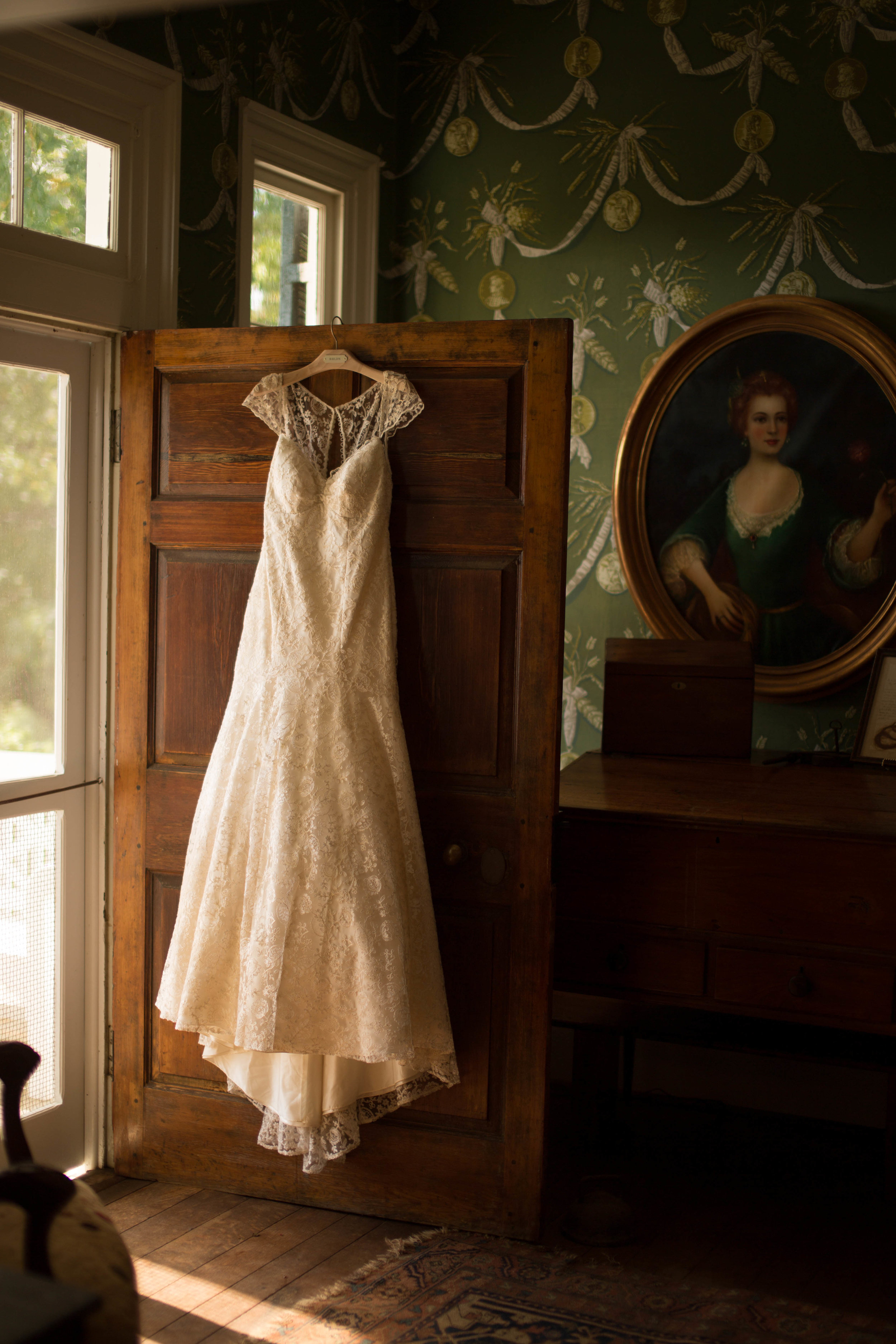 the Byrd wedding at Pharsalia -- photography by Chelsea Diane Photography; post via Will Frolic for Food