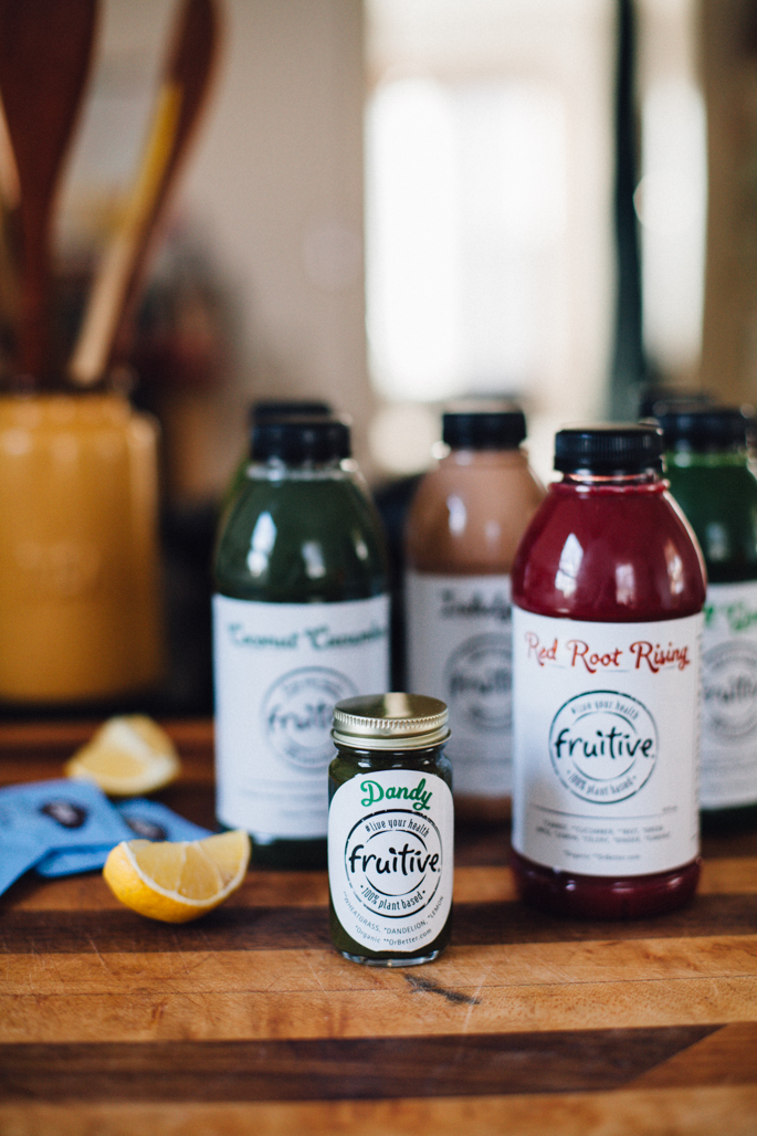 fruitive total detox cleanse via will frolic for food