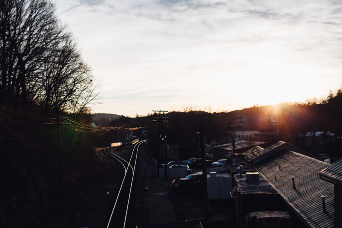 a Staunton VA evening (and a cookie cake) via will frolic for food