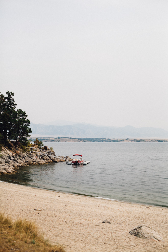 montana lake | willfrolicforfood.com