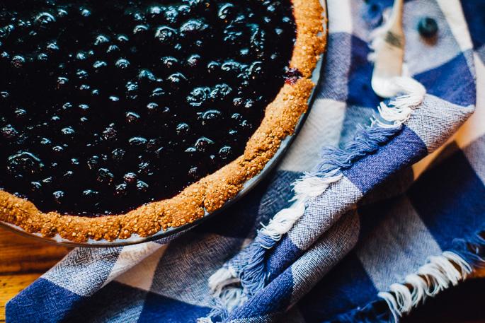 huckleberry pie | willfrolicforfood.com
