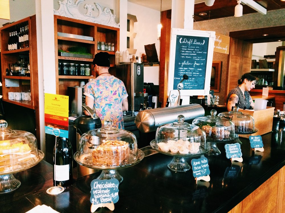 portland | coffee & grub guide | willfrolicforfood.com