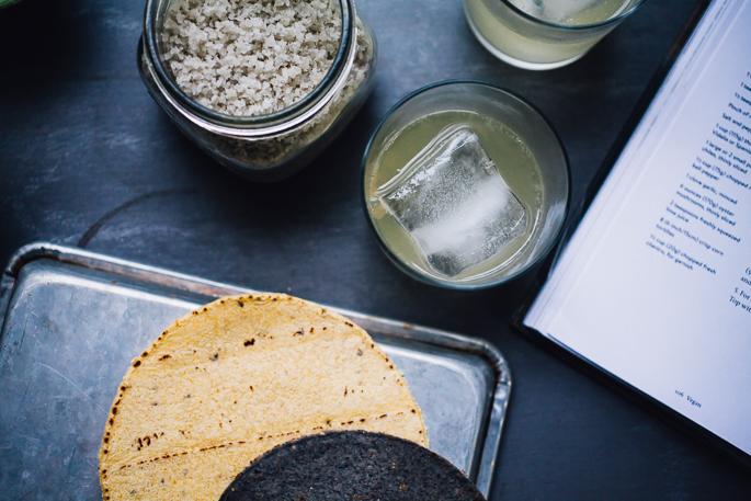 oyster mushroom & cauliflower tacos from Food52 Vegan | get the recipe on willfrolicforfood.com
