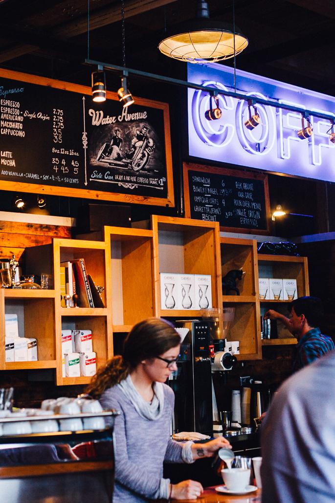 portland | coffee & grub guide | willfrolicforfood.com