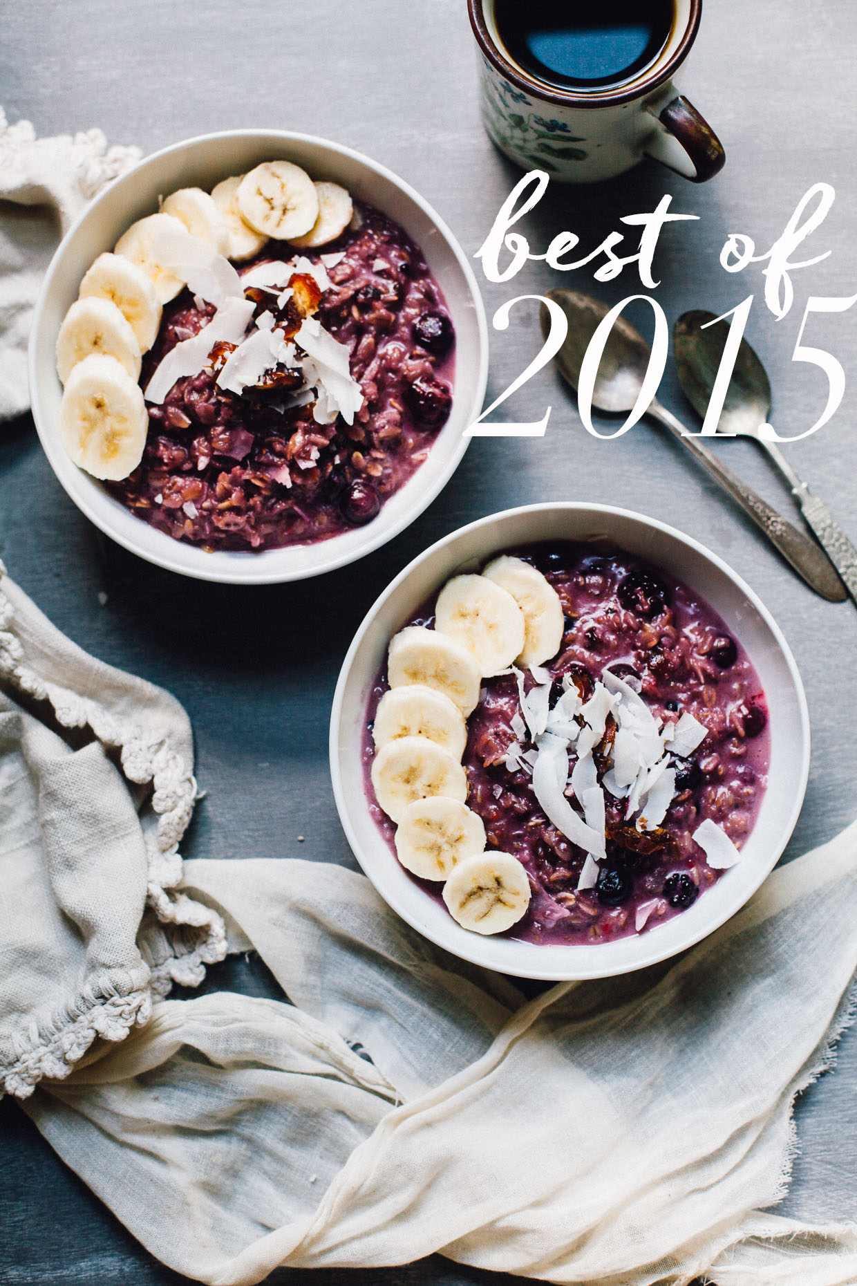 WFFF's Top 10 Recipes of 2015 | willfrolicforfood.com