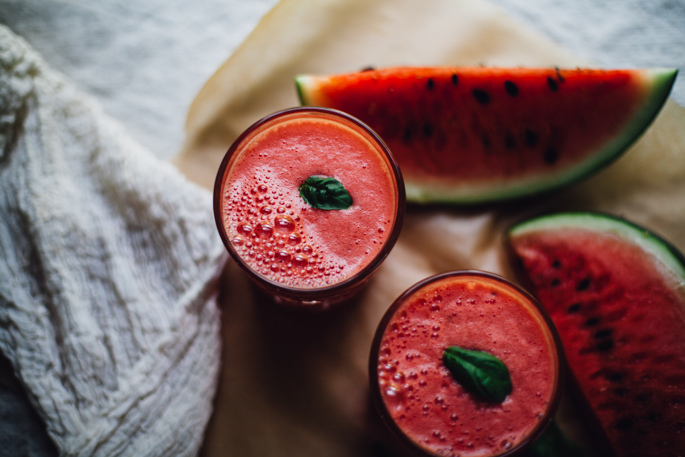 watermelon coconut aloe juice | willfrolicforfood.com
