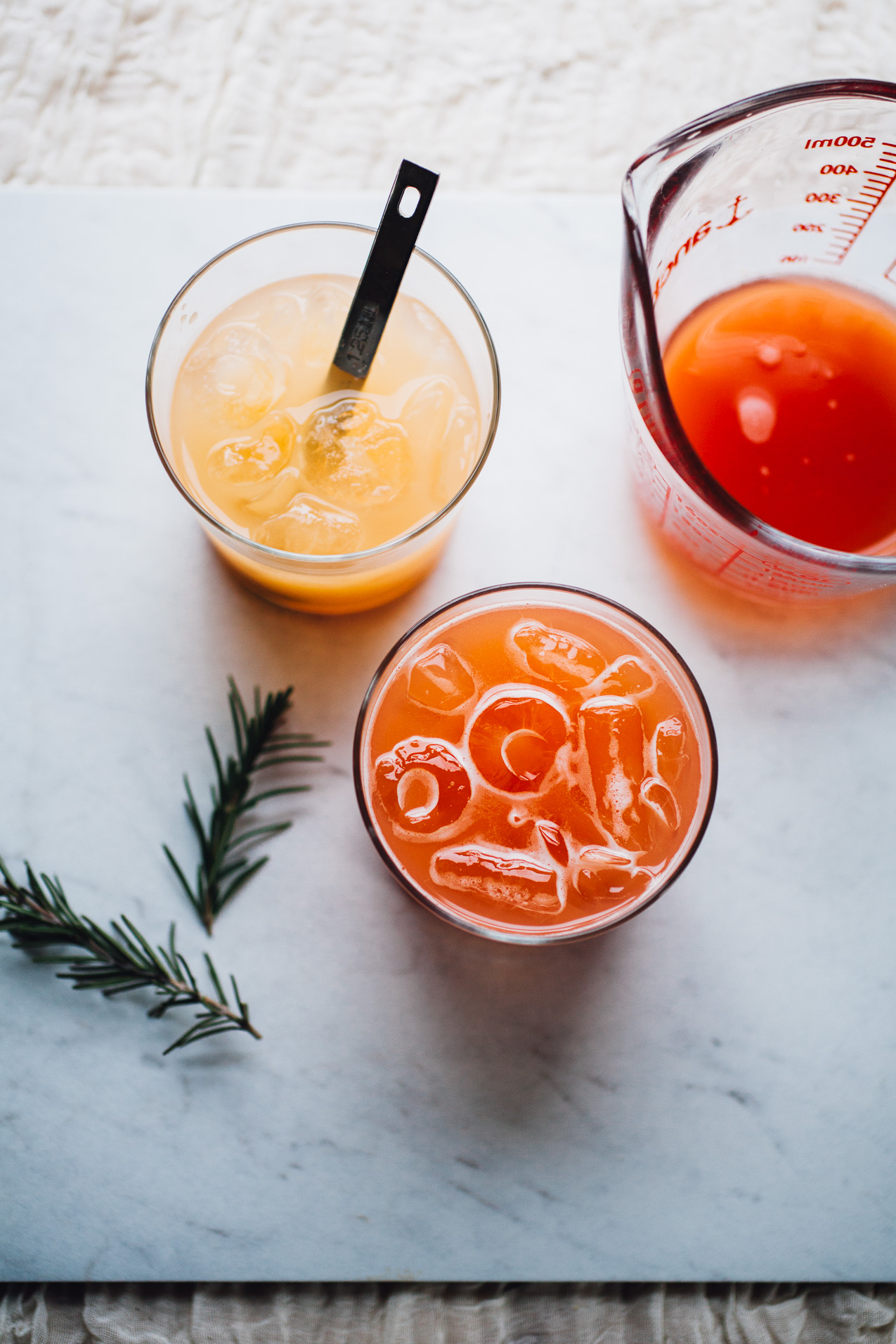grapefruit kombucha agua fresca | willfrolicforfood.com