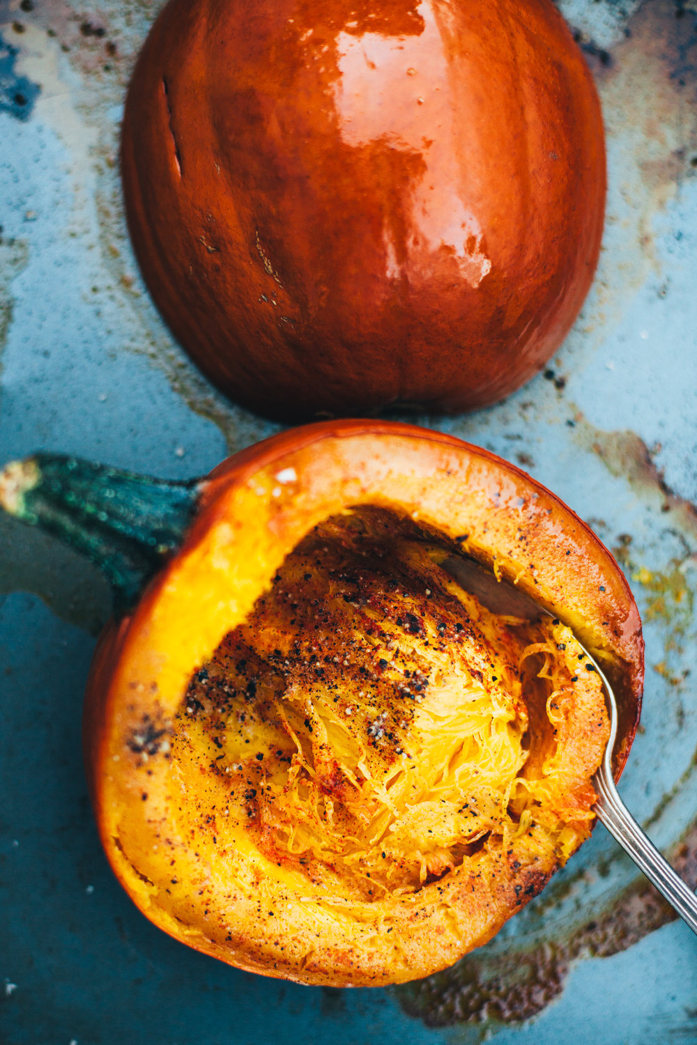 pumpkin kale patties with coconut cilantro rice | willfrolicforfood.com