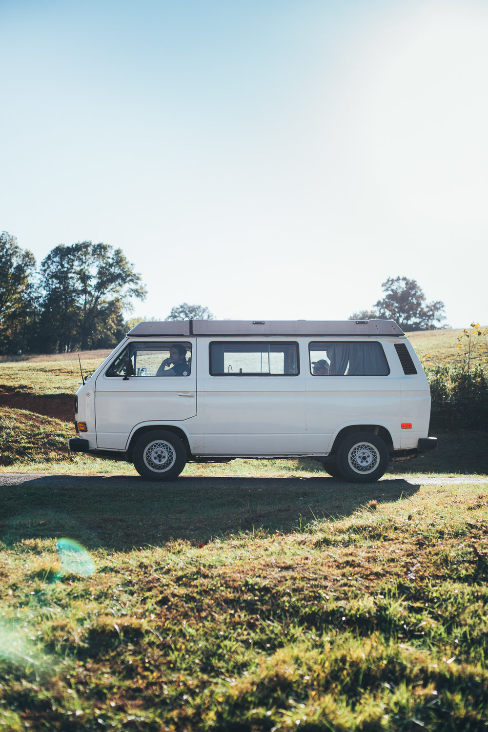weekend wandering + vw van | willfrolicforfood.com
