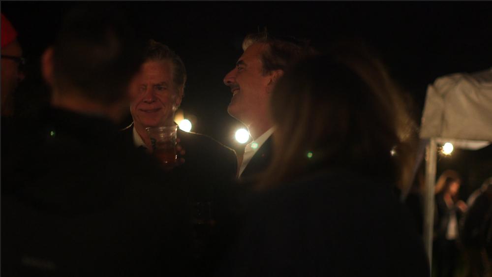 Chris McDonald + Chris Noth, Oyster Season Kick Off Party   Credit: Ken Spooner