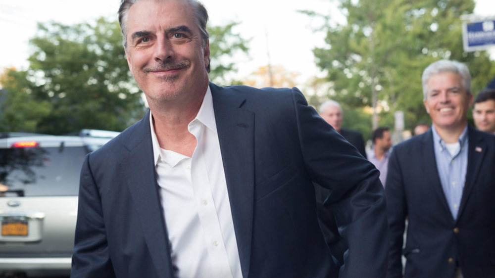 Chris Noth  Credit: Madison Fender