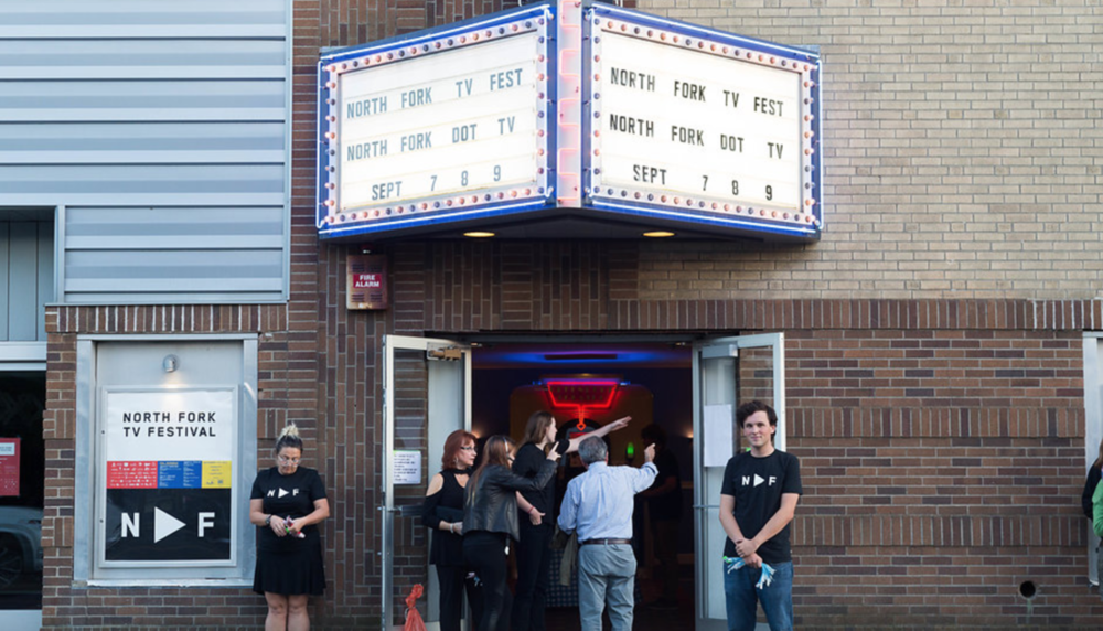 Theater Front  Credit: Ken Spooner