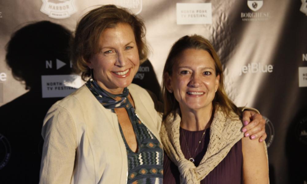 Cathy Boyle + Andrea Spiegel  Credit: Madison Fender