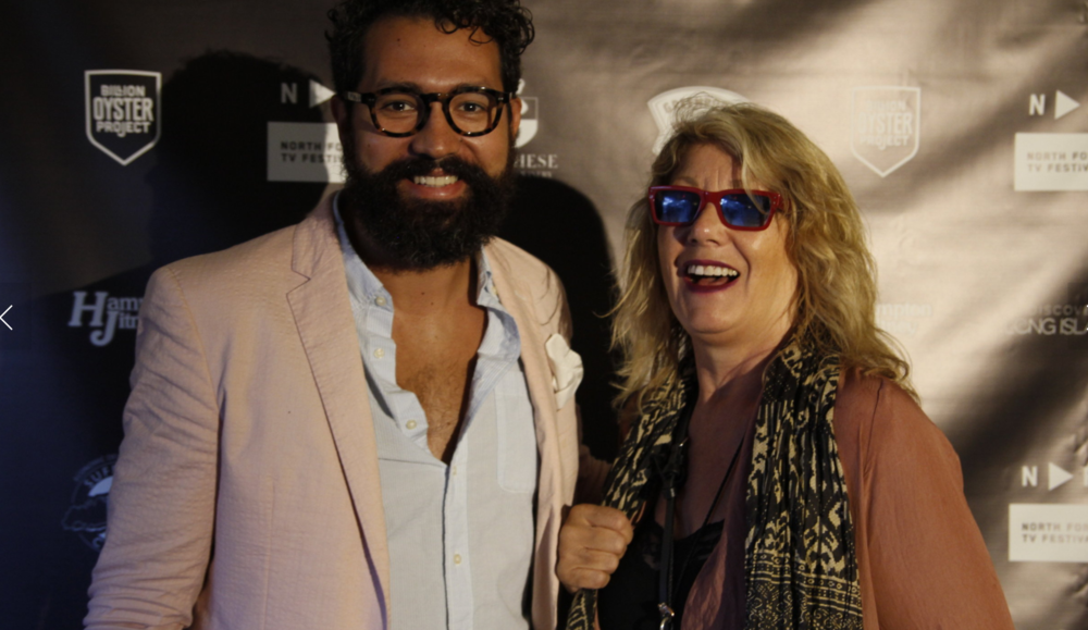 Alejandro Bolt + Carolyn Rusin  Credit: Madison Fender