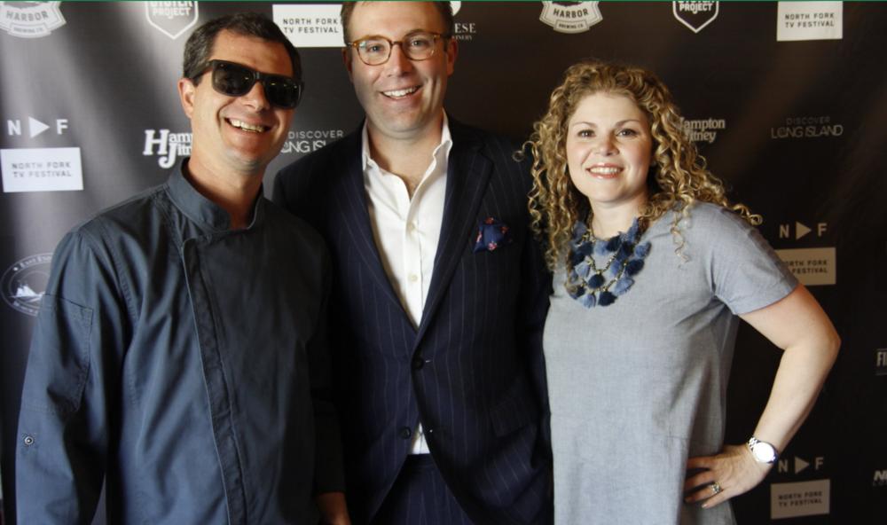 Chef Noah Schwartz, Founder Noah Doyle, Founder Lauren Doyle  Credit: Madison Fender