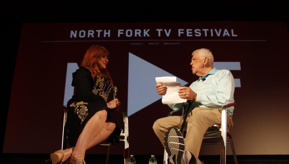 Julie Klausner + Bill Persky, Conversation with Julie Klausner   Credit: Hayes Walsh