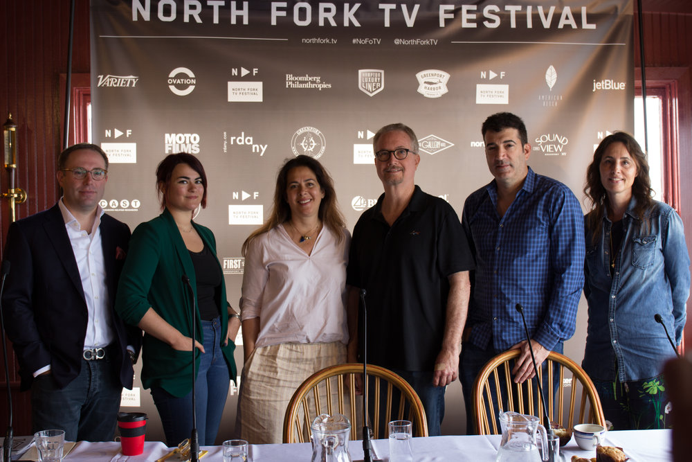 Thank you   To Greenport, the North Fork, our talent, sponsors and friends for an incredible 2018.