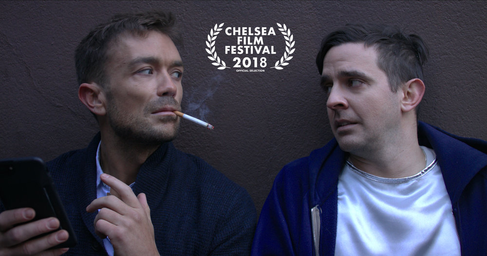 CHELSEA FILM FESTIVAL - Official Selection - The Short Film Series 7AMC LOEWS 34th StreetOctober 20th, 2018 at 1:30pmhttps://www.chelseafilm.org/2018-short-film-series-7