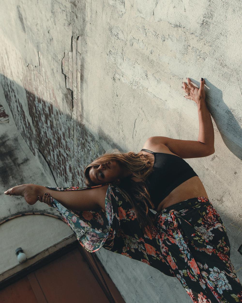 Stephanie Longo by Slater Goodson