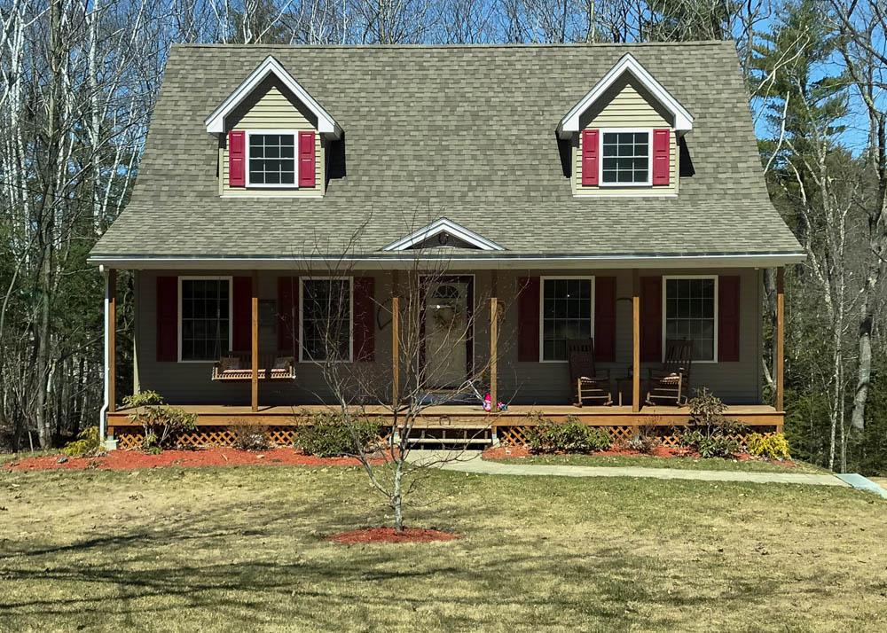 Hillbilly Home Development New Build