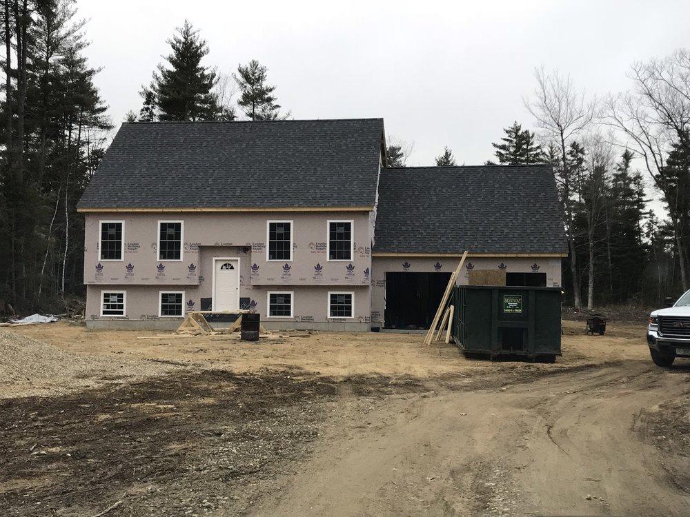 Hillbilly Home Development New House