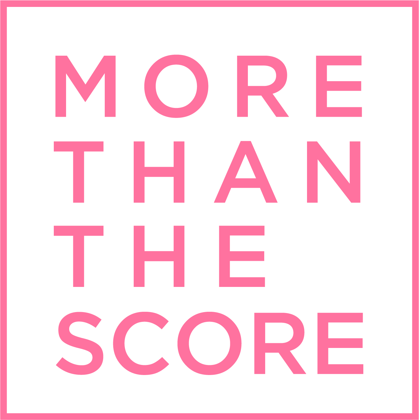 More Than The Score