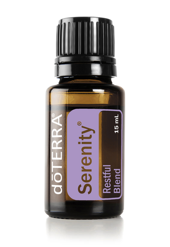 Serenity  Serenity calms the senses and supports a restful nights sleep.