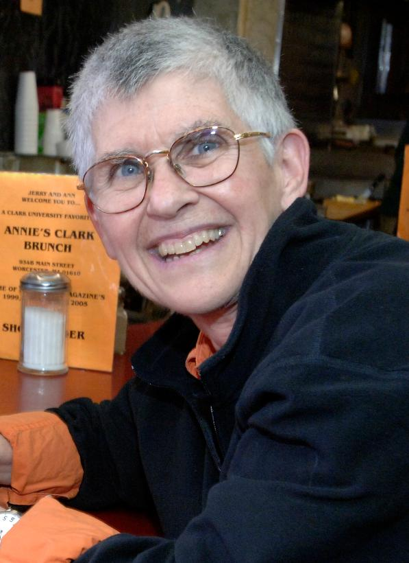 Cynthia Enloe  , Research Professor, Clark University