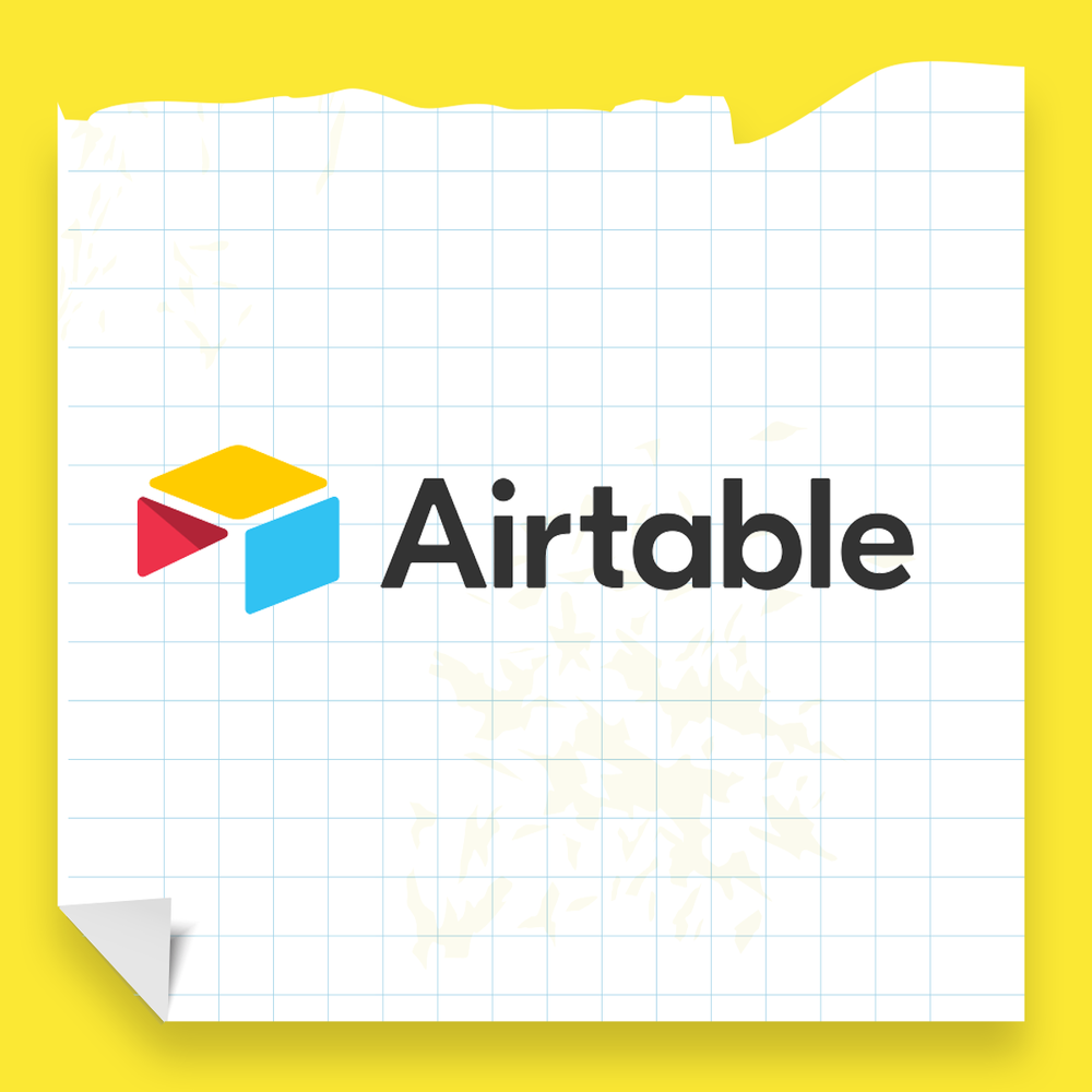 Airtable used for: Content Planning, Scheduling, and even Time Tracking