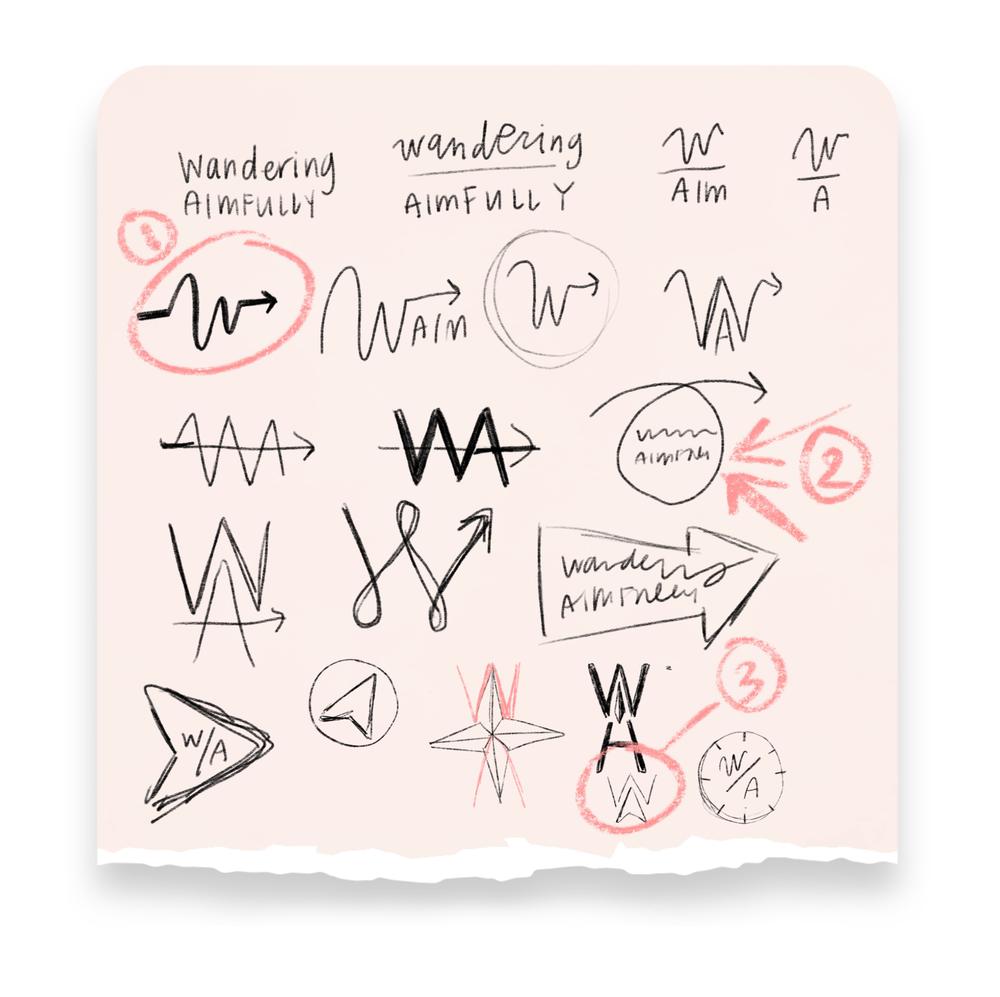wandering-aimfully-logo-sketches.png